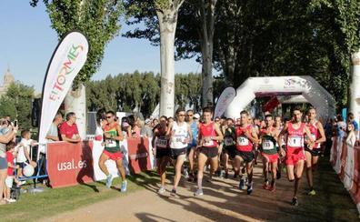 Triunfos de altura en la carrera del VIII Centenario de la Universidad de Salamanca