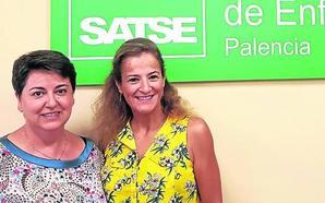 Sonia Pascual releva a Rebeca Pérez al frente del Sindicato de Enfermería de Palencia