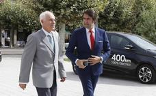 El consejero de Fomento afirma que el transporte sostenible ganará al vehículo privado