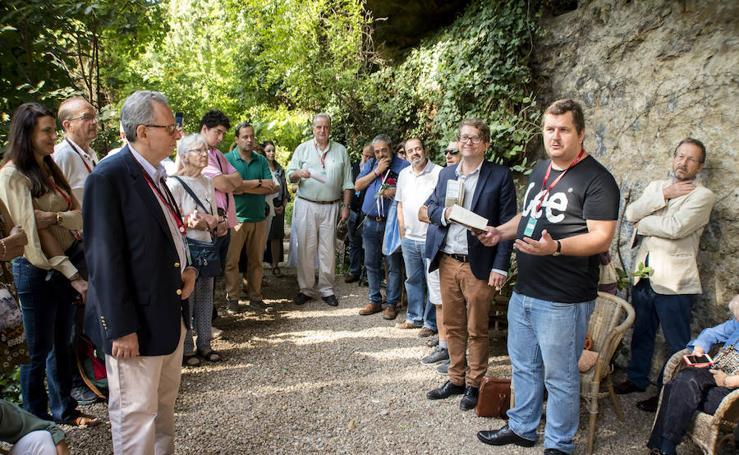 Jornada del sábado en el Hay Festival Segovia