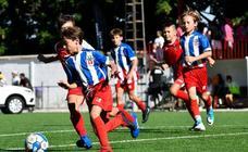 Celebración de la Pinares Cup en El Espinar