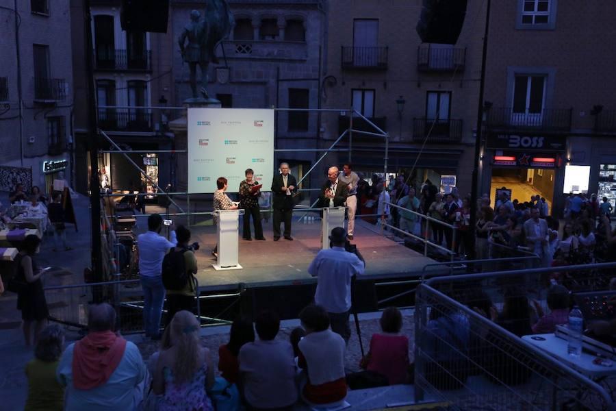 Hay Festival Segovia: construir puentes a través de la convivencia