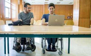 La UVA destroza la barrera de la discapacidad