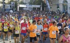 Media Maratón Ciudad de Valladolid: Resumen, salida y llegada