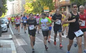 Todas las fotos de la Media Maratón Ciudad de Valladolid