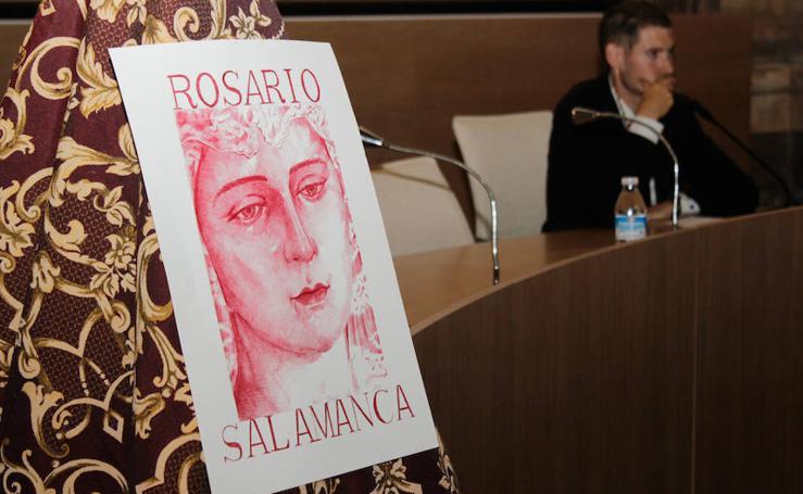 Pregón y presentación del Cartel de la Archicofradía del Rosario de Salamanca