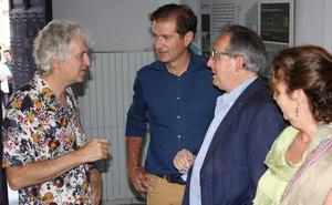 Juan Luis Arsuaga y Araceli Mangas conversan en Palacio Quintanar