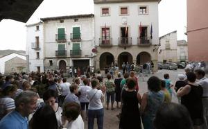 La familia de los asesinados en Cáseda espera justicia y critica el «morbo»