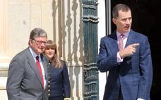 El rey Felipe VI acepta presidir el cincuentenario de La Pinilla