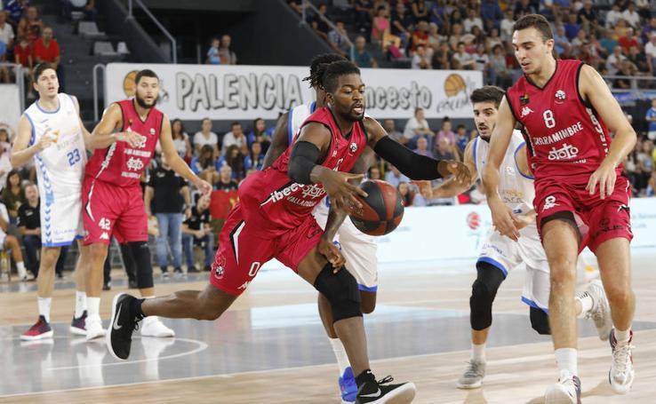 Final de la Copa de Castilla y León. Carramimbre Valladolid 64 - 84 San Pablo Burgos