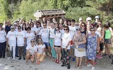 Un centenar de personas admiran Pedraza con el Fin de Semana Turístico