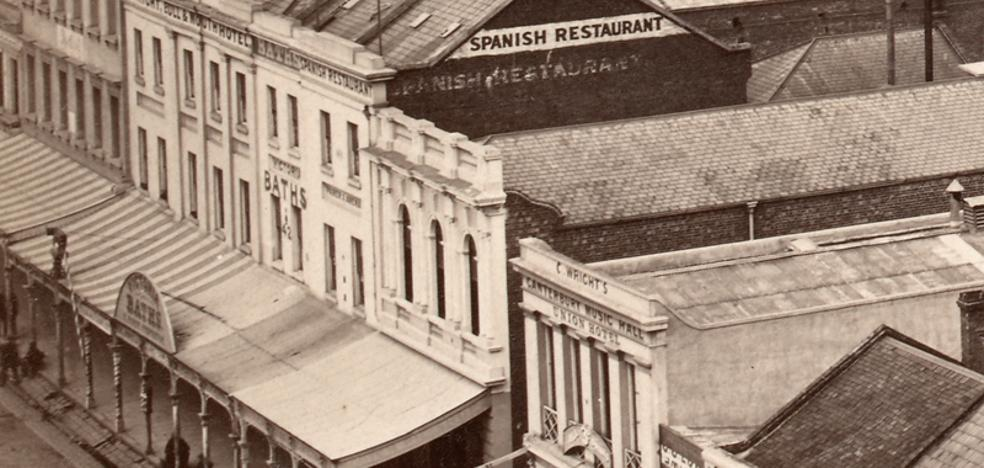 Un restaurante español en las antípodas