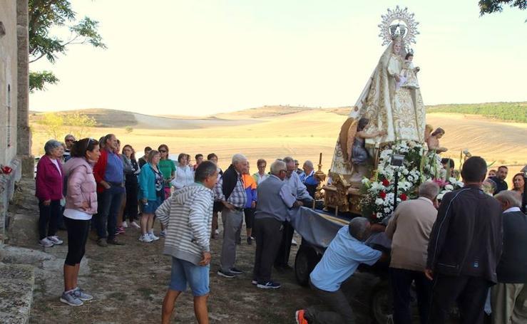 Romería de la Virgen de Valdesalce
