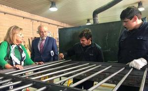 El Centro de Formación y Orientación Laboral de Salamanca atiende a 504 personas y facilita la inserción a otras 290