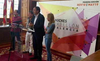 Rosendo y Burning abrirán la programación cultural estable del Pabellón de Palencia