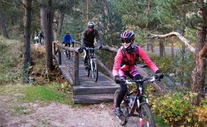Los ciclistas reclaman formar parte del patronato del PRUG del Parque de Guadarrama