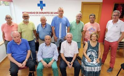 La casa de los donantes