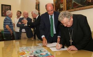 120.000 euros para la restauración del retablo de San Martín de Tours de Villarmentero