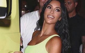 Kim Kardashian recupera fotos de su adolescencia