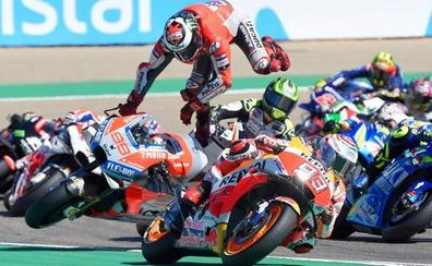 MotoGP anticipa el duelo Márquez-Lorenzo de 2019