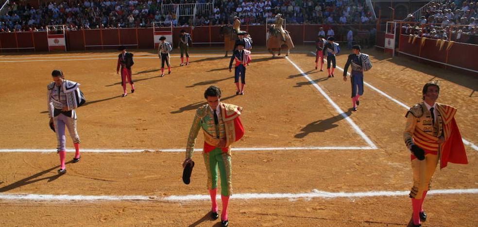 Mayorga recupera una corrida de toros para celebrar los diez años de su coso