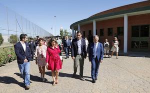 La población reclusa en Dueñas ha bajado el 45,5% desde 2010