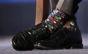 Trudeau y la 'diplomacia del calcetín'