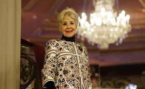 Suspendida la obra de teatro de Concha Velasco por su ingreso hospitalario
