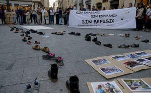 Salamanca socorrió a 140 refugiados durante el primer semestre del año