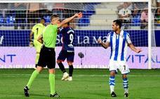 Theo y Juanmi, sancionados con cuatro y tres partidos