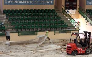 El Pedro Delgado ya está en obras