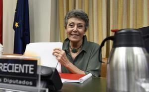 Rosa María Mateo: «Soy independiente y nadie me va a dar órdenes»