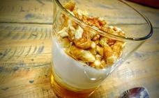 Lo mejor del otoño: comer yogur y frutos secos ayuda a adelgazar