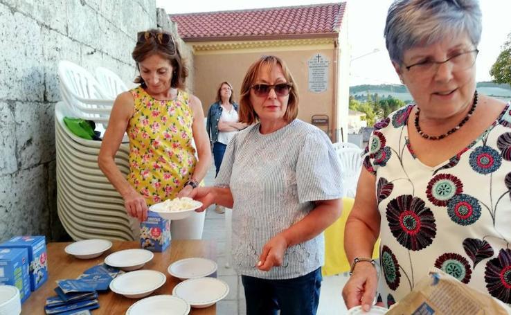 Valdecañas despide las fiestas patronales de la Virgen del Campo