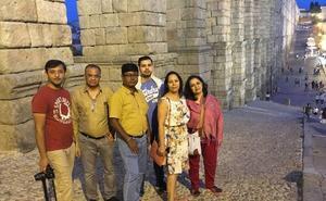 Cinco touroperadores indios visitan la ciudad
