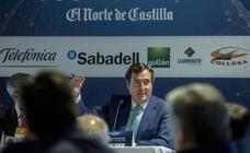 Antonio Garamendi, en el Foro Económico de El Norte de Castilla