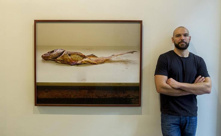 Exposición de Juan Baraja en Valladolid