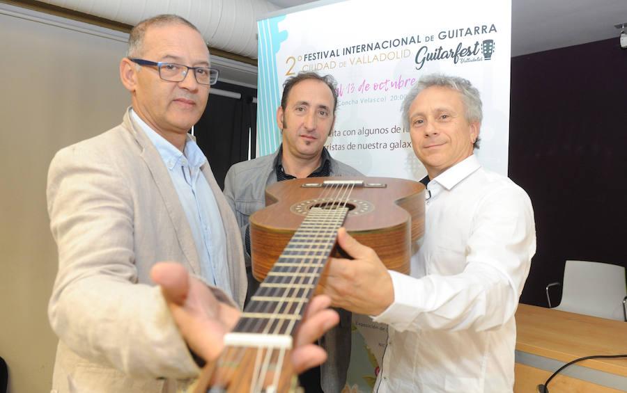 Acordes y ritmos de las mejores guitarras llegan a Valladolid