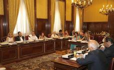 La Diputación de Palencia acepta los plazos para resolver el problema de la calle Jardines