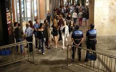 La Policía Local de Salamanca interpuso casi 1.500 sanciones durante las pasadas fiestas