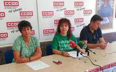 CC OO exige a la Consejería de Educación revertir los recortes educativos