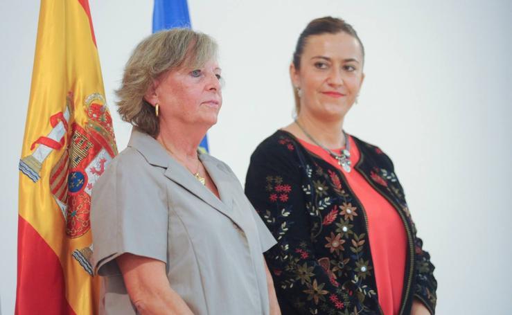 Cristina Danés toma posesión como nueva presidenta de la CHD