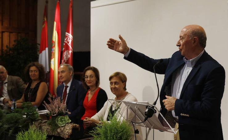 Inauguración del curso de la UVa en Palencia