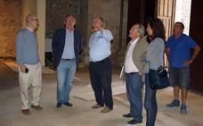 La Fundación Villa de Pedraza avanza en las obras de su sede de Santo Domingo