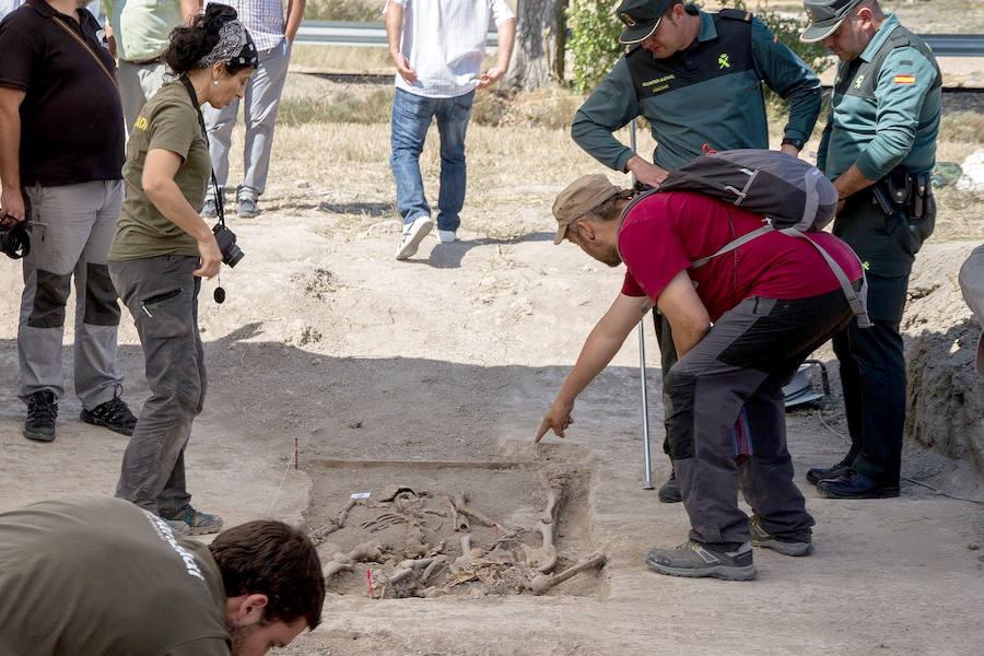 Un juzgado de Almazán reabre la causa por el asesinato de los maestros en Cobertelada