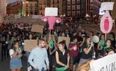 Las mujeres vallisoletanas se movilizan para pedir la despenalización del aborto