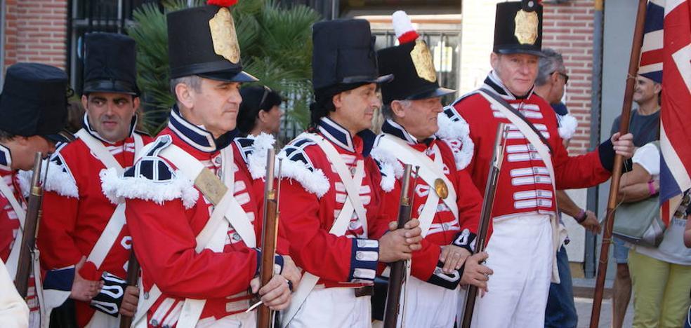 El Duque de Wellington regresa de nuevo a Boecillo tras la batalla de Arapiles
