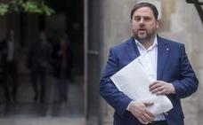 Junqueras será candidato a las elecciones europeas