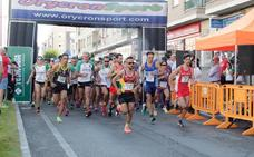 Dani Sanz y Gema Martín conquistan los rápidos 10km de Santa Marta