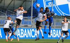 El Salamanca CF UDS de Campos sigue sin arrancar y cae ante el Fabril en Abegondo (1-0)